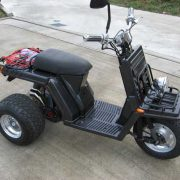 Honda-Gyro-X3